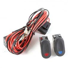 Rugged Ridge 15210.72 Light Installation Wiring Harness Kit; 2 Lights