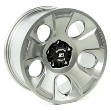 Rugged Ridge 15302.31 Drakon Wheel; 18x9; Gun Metal; 07-17 Jeep Wrangler JK