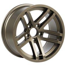 Rugged Ridge 15303.89 Jesse Spade Wheel, 17X9, Bronze