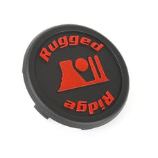 Rugged Ridge 15303.94 Center Cap; 17x9; Rugged Ridge Wheel