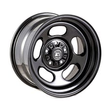 Rugged Ridge 15500.78 Steel Wheel; Trail Runner Classic; W/Center Cap; 17x9; 07-17 Wrangler