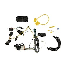 Rugged Ridge 17275.04 Plug and Play Trailer Tow Hitch Wiring Harness