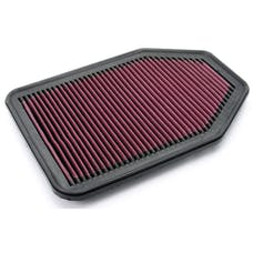 Rugged Ridge 17753.01 Conical Air Filter; 77mm x 270mm