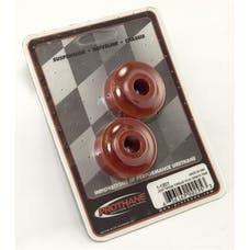 Rugged Ridge 18369.01 Bushing Poly Stab Pair Red; 72-95 Jeep CJ/Wrangler YJ