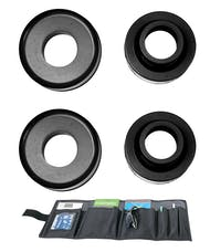 Rugged Ridge 18401.80 2 Inch Coil Spring Spacer Kit