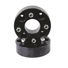 Rugged Ridge 65201.05 Wheel Spacers; 1.75 Inch; 04-11 Yamaha Rhinos