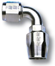 Russell 610151 Endura Hose End # 4 - 90-Deg