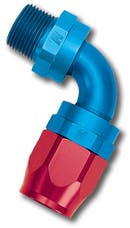 Russell 612180 Full Flow Swivel -6 3/8 Pipe Thread  90 Anodized