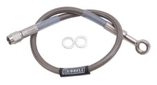 Russell 657052 Brake Line Assembly  21in Straight # 3 X 10mm Banjo   Endura / Street Legal