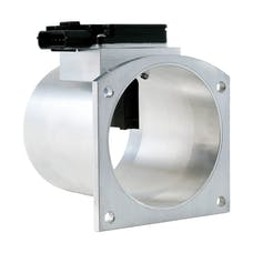 SCT 2900 CNC Mass Air Meter Adaptor for Conical Filter/Blow-Through Turbo/SC Applications
