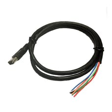 SCT 9608 2-Channel Analog Input Cable for use with X3/SF3/Livewire/TS-Custom Applications