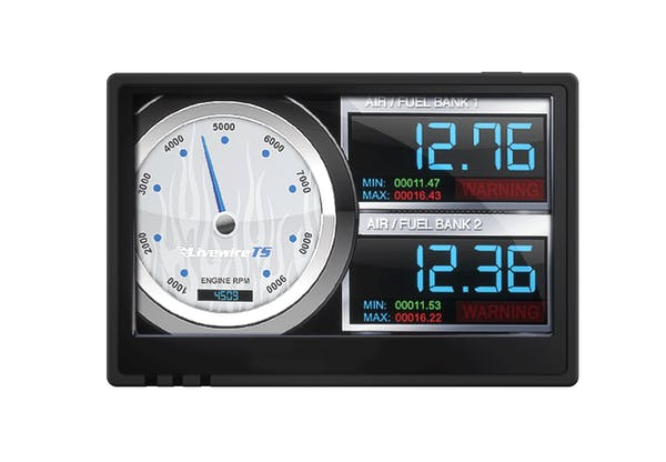 SCT 5015PWD Livewire Vision Performance Monitor