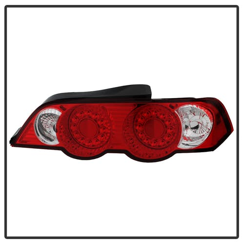 Spyder Auto 5000385 Spyder Acura Rsx 02 04 Led Tail Lights Red Clear