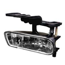Spyder Auto 5023643 (Spyder) Chevy Silverado 99-02/Chevy Suburban 00-06 OEM Fog Lights wo/switch-Lef