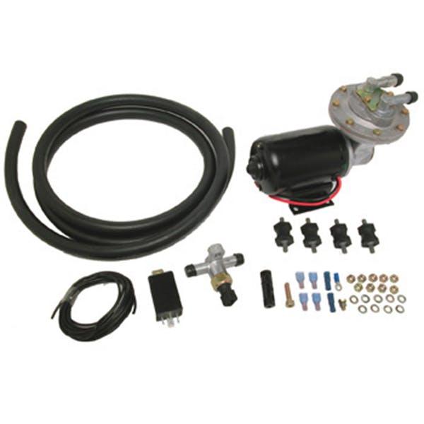 Stainless Steel Brakes 28146 Vacuum pump electric