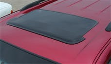 Stampede Automotive Accessories 53001-2 Universal Fit Wind Tamer Sunroof Deflector, Smoke; 34.5 in.