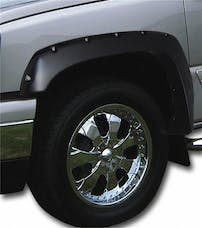 Stampede Automotive Accessories 8404-2 Ruff Riderz Fender Flare, Black, Set of 4, Smooth