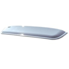 Stampede Automotive Accessories 53001-8 Universal Fit Wind Tamer Sunroof Deflector, Chrome; 34.5 in.