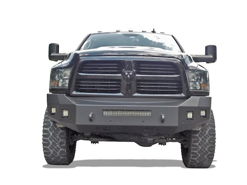 Steelcraft 71-12260 Fortis Front Bumper, Textured Black