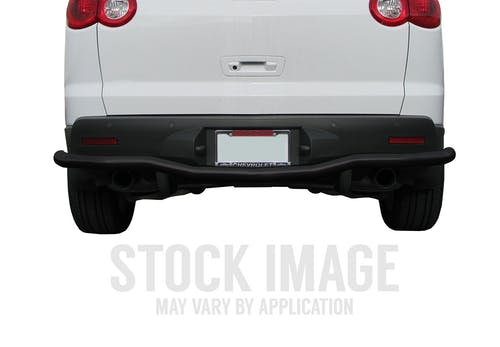Steelcraft 84190S Rear Bumper Sport Tube Black