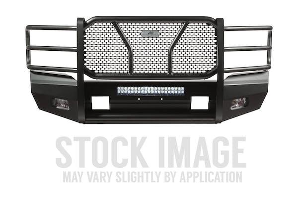 Steelcraft 60-11380CC Elevation Front Bumper, Fine Textured Black