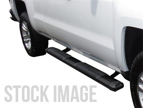 Steelcraft 400-02230 STX400 Step Boards, Alum/Black