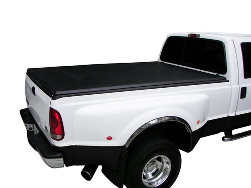 Steelcraft TN12311 Tri-Fold Tonneau Cover, Black
