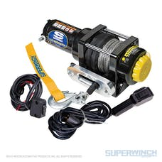 Superwinch 1140230 LT4000 Winch Synthetic