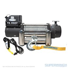 Superwinch 1511200 Tiger Shark 11500 Winch