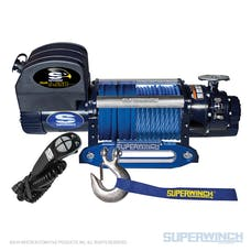 Superwinch 1695201 Talon 9.5SR Winch