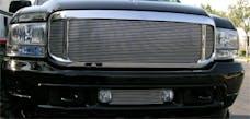 T-Rex Grilles 20570 Billet Grille, Polished, Aluminum, 1 Pc, Insert