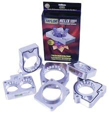 Taylor Billet Specialties 40055 Helix Throttle Body Spacer
