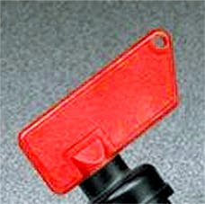 Taylor Cable Products 1038 Replacement Key for 001036 and 001037