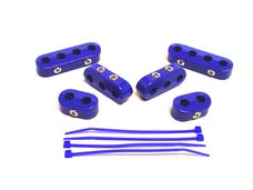 Taylor Cable Products 42769 409 10.4 Separators Clamp Style blue