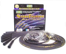 Taylor Cable Products 50055 Streethunder univ 8cyl 180 black