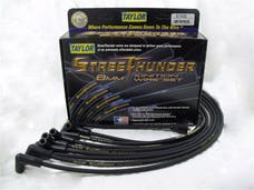 Taylor Cable Products 51018 Streethunder custom 6 cyl black