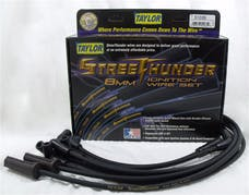 Taylor Cable Products 51035 Streethunder custom 6 cyl black