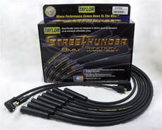 Taylor Cable Products 51052 Streethunder custom 8 cyl black