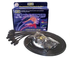 Taylor Cable Products 73055 8mm Spiro-Pro univ 8 cyl 180 black