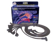 Taylor Cable Products 74004 8mm Spiro-Pro custom 8 cyl black
