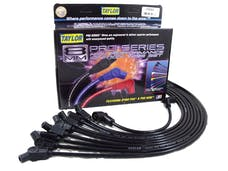 Taylor Cable Products 74063 8mm Spiro-Pro custom 8 cyl black