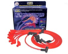 Taylor Cable Products 74204 8mm Spiro-Pro custom 8 cyl red