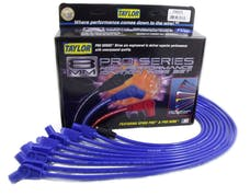 Taylor Cable Products 74603 8mm Spiro-Pro custom 8 cyl blue