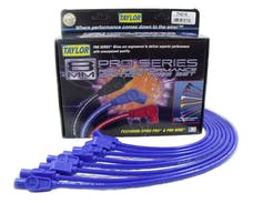 Taylor Cable Products 74616 8mm Spiro-Pro custom 8 cyl blue