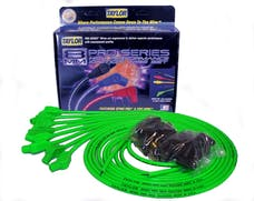 Taylor Cable Products 74552 8mm Spiro-Pro custom 8 cyl hot lime