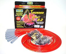 Taylor Cable Products 83255 Thundervolt 8.2 univ 8 cyl 180 red