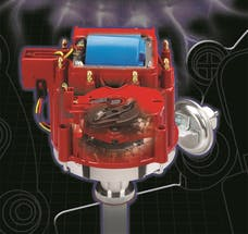 Taylor Cable Products 640000 Distributor, HEI Chevy STD Block