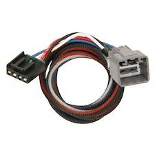 Tekonsha 3014-P Proportional Brake Control Wiring