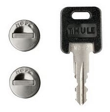 Thule 512 2-Pack Lock Cylinder