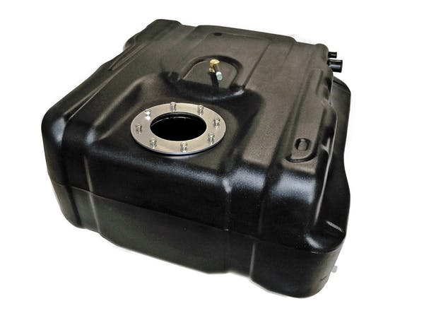 TITAN Fuel Tanks 8020011 40 Gallon Extra Heavy Duty, Cross-Linked Polyethylene Fuel Tank
